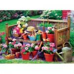 Puzzle  Eurographics-6000-5345 Garden Bench