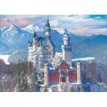 Puzzle  Eurographics-6000-5419 Neuschwanstein in Winter, Germany