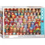 Puzzle  Eurographics-6000-5420 Russian Matryoshka Dolls