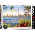 Puzzle  Eurographics-6000-5434 View from Toronto