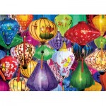 Puzzle  Eurographics-6000-5469 Asian Lanterns
