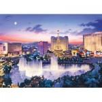 Puzzle  Eurographics-6000-5491 Las Vegas Strip