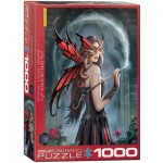 Puzzle  Eurographics-6000-5511 Anne Stokes - Spellbound