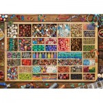 Puzzle  Eurographics-6000-5528 Bead Collection
