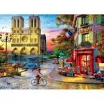 Puzzle  Eurographics-6000-5530 Notre-Dame, Paris