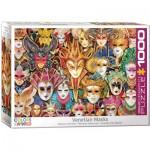 Puzzle  Eurographics-6000-5534 Venitian Masks
