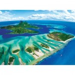 Puzzle  Eurographics-6000-5538 Save the Planet Collection - Coral Reef