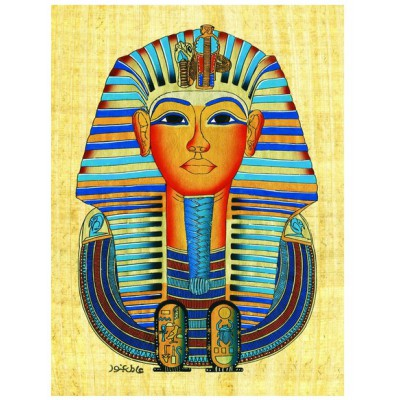 Eurographics-6000-9931 Jigsaw Puzzle - 1000 Pieces - Tutankhamun Mask