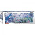Puzzle  Eurographics-6010-4366 Claude Monet - Waterlillies