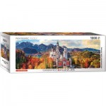 Puzzle  Eurographics-6010-5444 Neuschwanstein in Fall