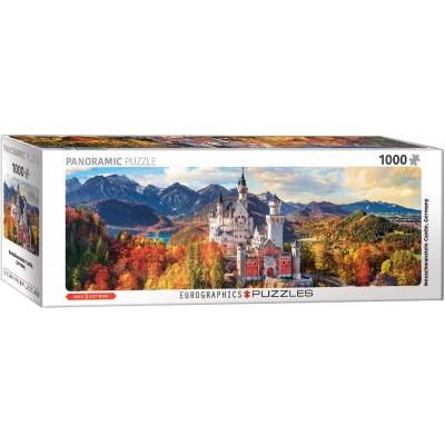 Puzzle Eurographics-6010-5444 Neuschwanstein in Fall