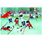 Puzzle  Eurographics-6060-0486 Junior League Hockey