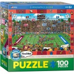 Puzzle  Eurographics-6100-0474 Find Me - Football