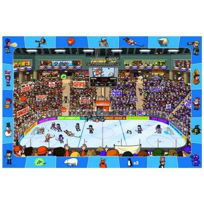 Puzzle Eurographics-6100-0475
