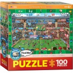 Puzzle  Eurographics-6100-0476 Find Me - Soccer