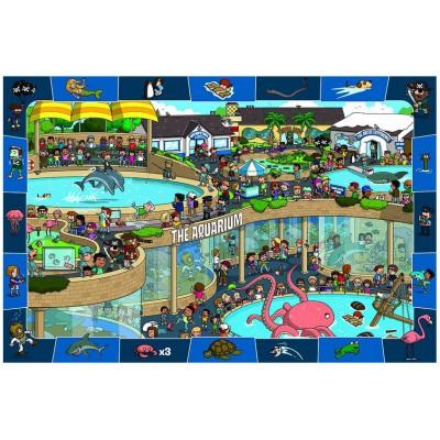 Puzzle Eurographics-6100-0543