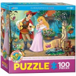 Puzzle  Eurographics-6100-0726 Princess Song