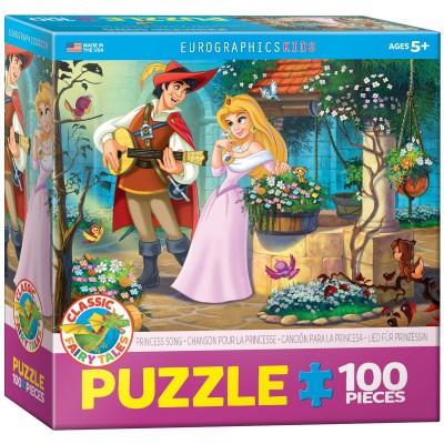 Puzzle Eurographics-6100-0726 Princess Song