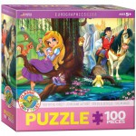 Puzzle  Eurographics-6100-0728 Day in the Forest