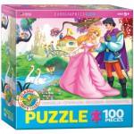 Puzzle  Eurographics-6100-0730 Cinderella