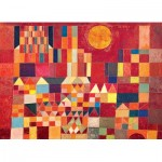Puzzle  Eurographics-6100-0836 XXL Pieces - Paul Klee