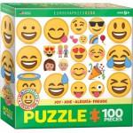 Eurographics-6100-0866 Emojipuzzle - Joy