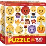 Eurographics-6100-0868 Emojipuzzle - Anger