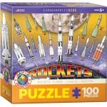 Puzzle  Eurographics-6100-1015 Rockets