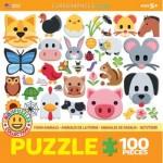 Puzzle  Eurographics-6100-5379 Emoji