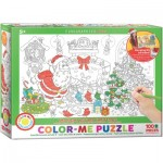 Puzzle  Eurographics-6111-0918 Color Me - The Night Before Christmas