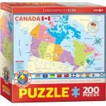 Puzzle  Eurographics-6200-0797 Canada