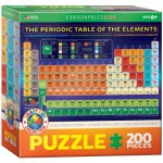 Puzzle  Eurographics-6200-1001 The Periodic Table of the Elements