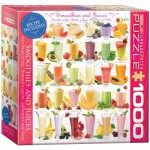 Puzzle  Eurographics-8000-0591 Smoothies and Juices