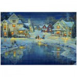 Puzzle  Eurographics-8000-0609 Sam Timm: Evening Light