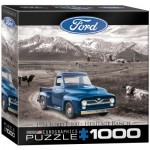 Puzzle  Eurographics-8000-0668 1954 Ford F-100 - Heritage Ranch