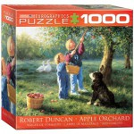 Puzzle  Eurographics-8000-0727 Robert Duncan - Apple Orchard