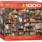 Puzzle  Eurographics-8000-0759 Christmas Ornaments