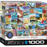Puzzle  Eurographics-8000-0761 Beaches Globetrotter