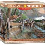 Puzzle  Eurographics-8000-0794 Abandoned Farm
