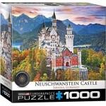 Puzzle  Eurographics-8000-0946 Neuschwanstein Castle Germany