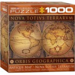 Puzzle  Eurographics-8000-1084 Antique Map