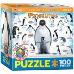 Puzzle  Eurographics-8100-0044 Penguins