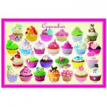 Puzzle  Eurographics-8104-0519 Cupcakes