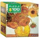 Eurographics-8104-3688 Mini Jigsaw Puzzle - Van Gogh Vincent