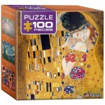 Eurographics-8104-4365 Mini Jigsaw Puzzle - Klimt Gustav