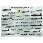 Puzzle  Eurographics-8300-0075 WWII Planes