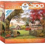 Puzzle  Eurographics-8300-0694 XXL Pieces - Dominic Davison - Old Pumpkin Farm