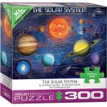Puzzle  Eurographics-8300-5369 XXL Pieces - The Solar System
