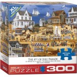 Puzzle  Eurographics-8300-5385 XXL Pieces - 4th of July Parade