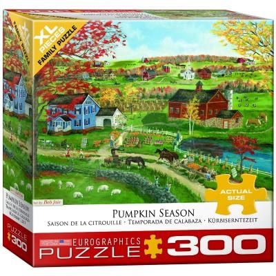 Puzzle Eurographics-8300-5387 XXL Pieces - Pumpkin Season